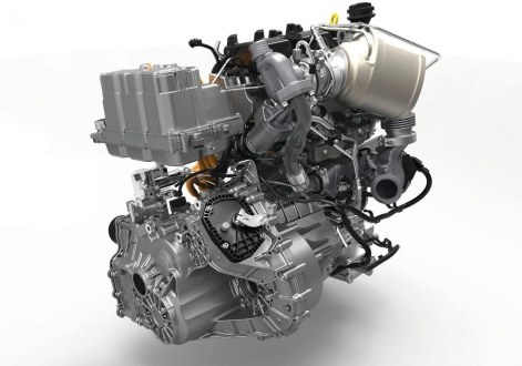 Sample P212e Engine