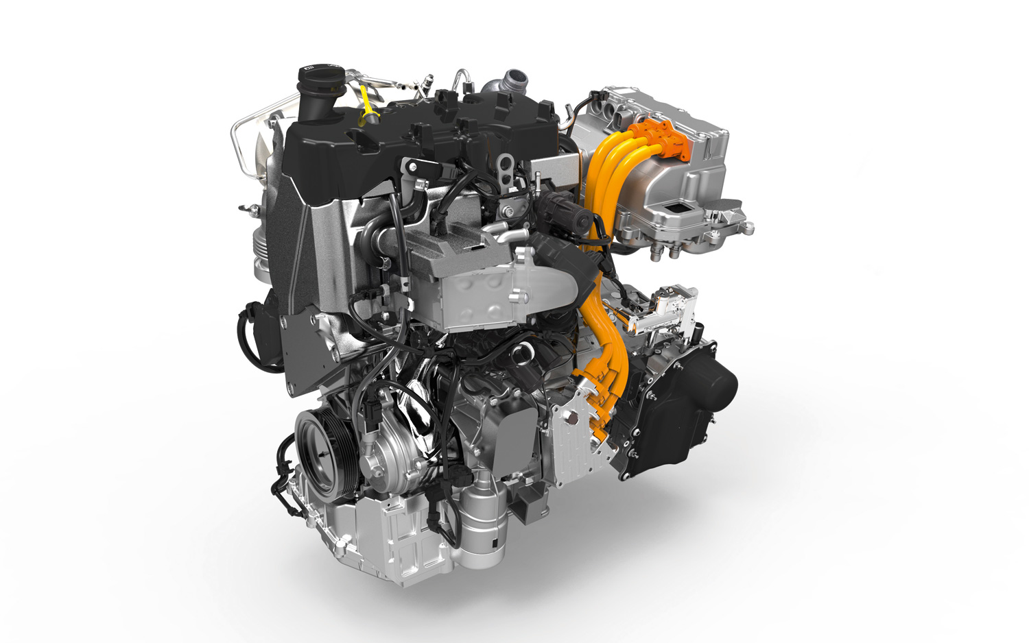 Sample P20df Engine